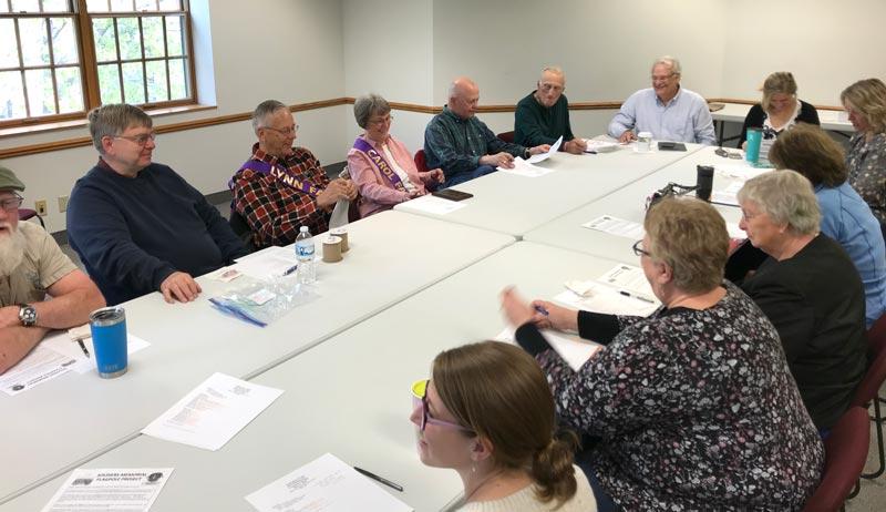 Manitou Day Volunteer Committee Meeting